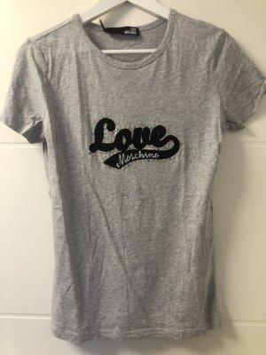 Love Moschino T-Shirt grey