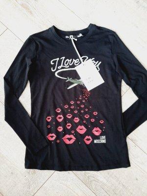 Love Moschino T-Shirt black