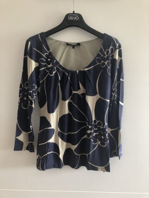 T-Shirt von MaxMara Weekend in Floralen Muster & 3/4 Arm
