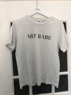 """T-Shirt von Monki """"Art Babe"""""""