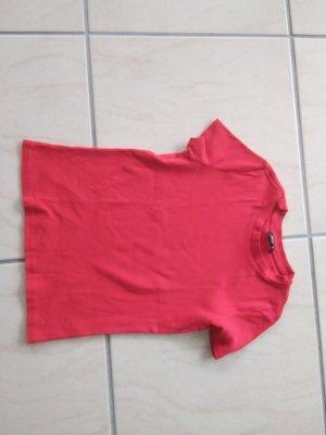Monki Camiseta rojo