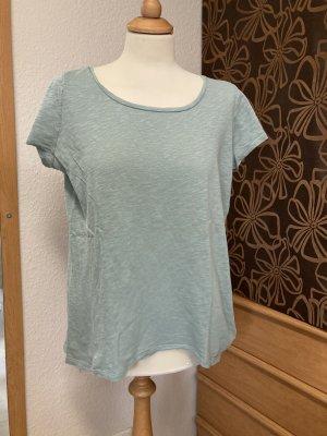 T-Shirt von Only-salbeigrün