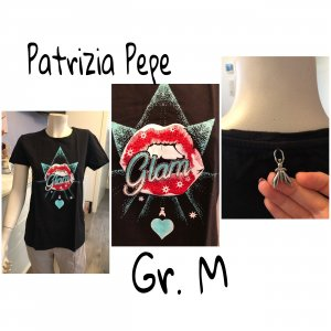 T-Shirt von Patrizia Pepe Gr. 38 *Last Sale*