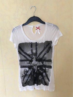 T-Shirt von Pepe Jeans mit Pailletten