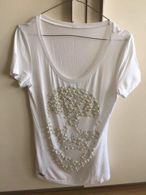 Philipp Plein T-shirt bianco