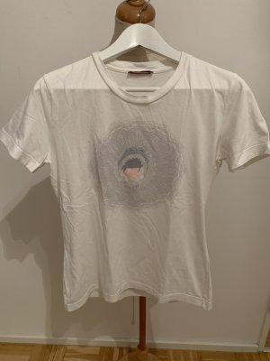 Prada T-shirt blanc