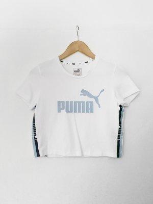 Puma T-Shirt multicolored cotton