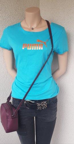Puma T-shirt turquoise