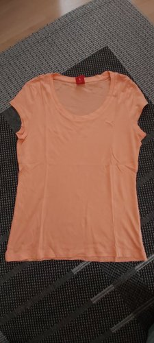 T-Shirt von Puma in Apricot