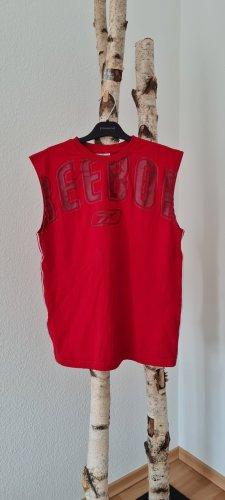 Reebok T-shirt czerwony