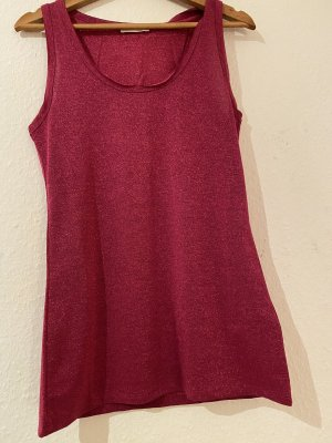 Rich & Royal T-shirt rosso lampone-magenta