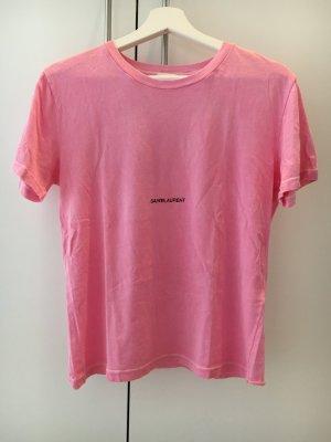 T-Shirt von Saint Laurent