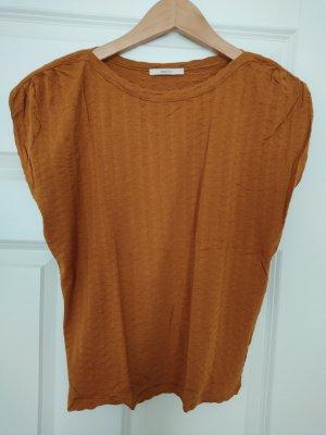 Sessun Camiseta coñac-naranja oscuro