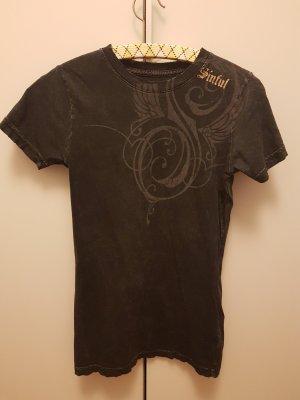 T-Shirt von Sinful