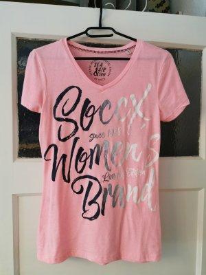 T-shirt von soccx
