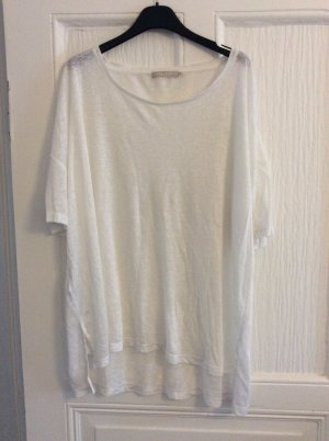 Stefanel T-Shirt natural white