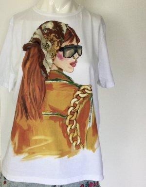 T-Shirt von Zara Gr M
