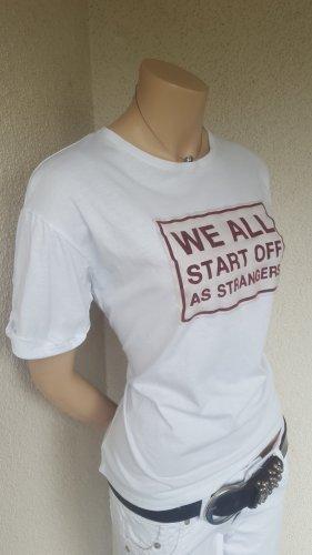 T-Shirt von Zara - Gr. M