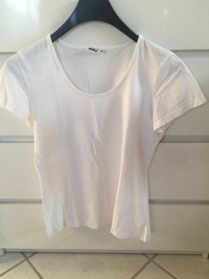 T-Shirt weis