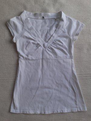 t-shirt weis gr. xs 34 H&M