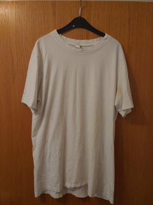 Empire Waist Shirt white