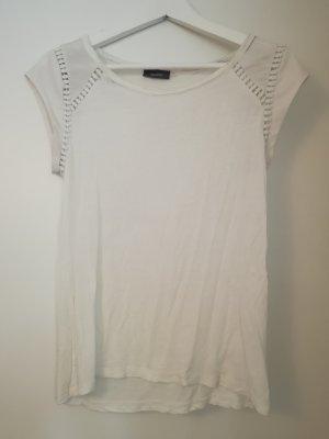 Jessica Boatneck Shirt white