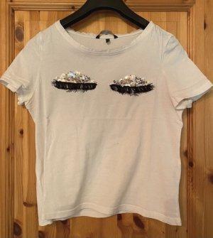 T-Shirt weiß Vero Moda S