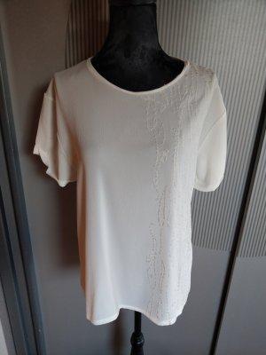 T-Shirt weiß Zara