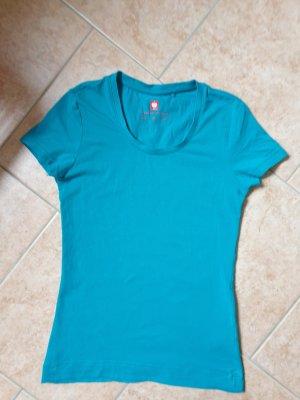 T-shirt xs Türkis neu