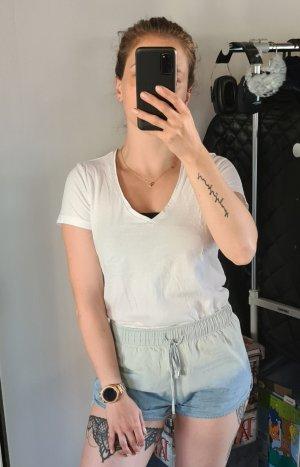 T-Shirt * Zara * Gr. S * Weiß