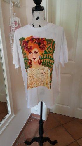 T-Shirt Zara mit hübschem Print L neu