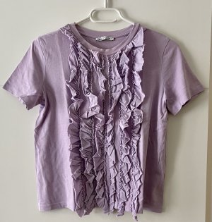 T-Shirt Zara mit Rüschen