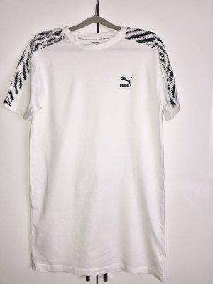 Puma Robe t-shirt blanc-noir