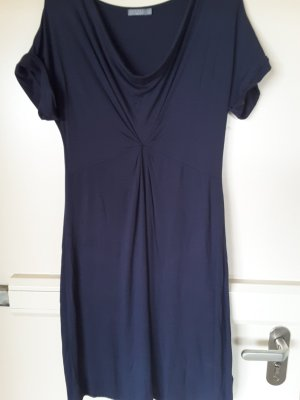 T-Shirtkleid, dunkelblau