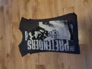 Amplified Lang shirt grijs