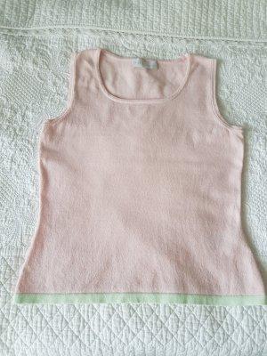Oui Boatneck Shirt dusky pink