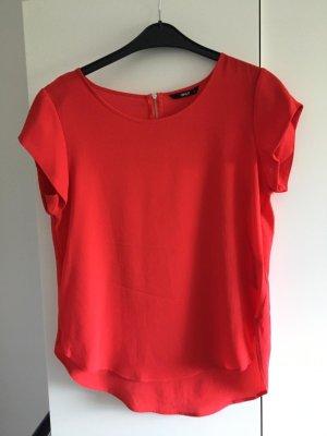 Only T-shirt czerwony