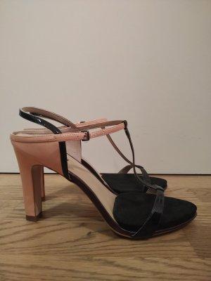T-Strap Sandalette von Zara in 41