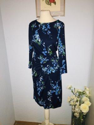 T Tahari Schönes Kleid mit Blumendruck