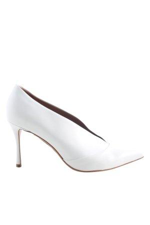 Tabitha Simmons Spitz-Pumps weiß Elegant