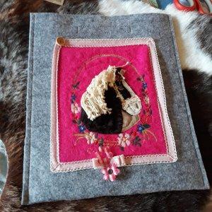 Tablettasche Ponyliebe Handmade