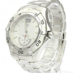 Tag Heuer Stainless Steel Aquaracer Quartz WAF1011