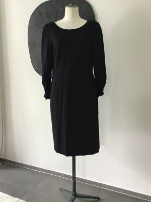 Lilienfels Shirt Dress black viscose