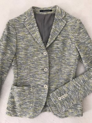 Tagliatore Wool Blazer multicolored