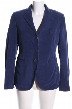 Tagliatore Sweatblazer blau Casual-Look