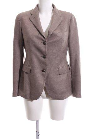Tagliatore Blazer en laine brun style d'affaires