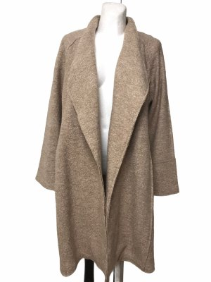 Tahari Damen Wollmantel Winter Übergangs Mantel Jacke L