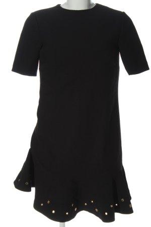 Tahari Shortsleeve Dress black casual look