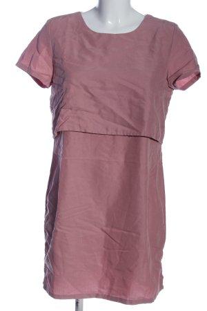 Tahari Kurzarmkleid pink Casual-Look