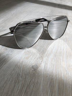 Tahari Pilotenbril lichtgrijs-zilver